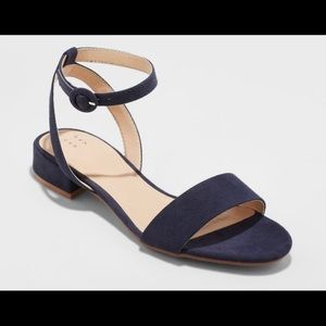 Women's Winona Ankle Strap Sandal - A New Day